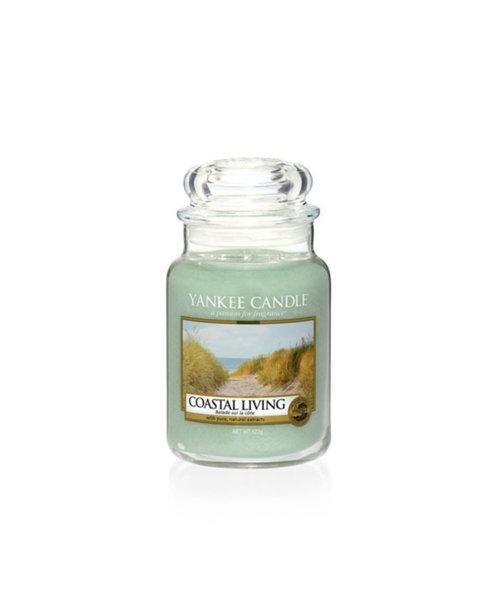 Yankee Candle ароматна свещ COASTAL LIVING